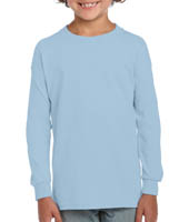 Gildan Heavy Cotton Youth Long Sleeve Tee