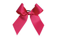 HB100 Solid Color Hair Bow