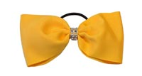 "HB400 3"" solid color XL Tuxedo Bow"