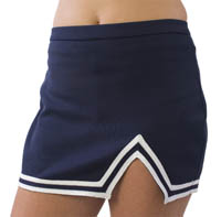 US10 and US15 Pizzazz A-Line Uniform Skirt